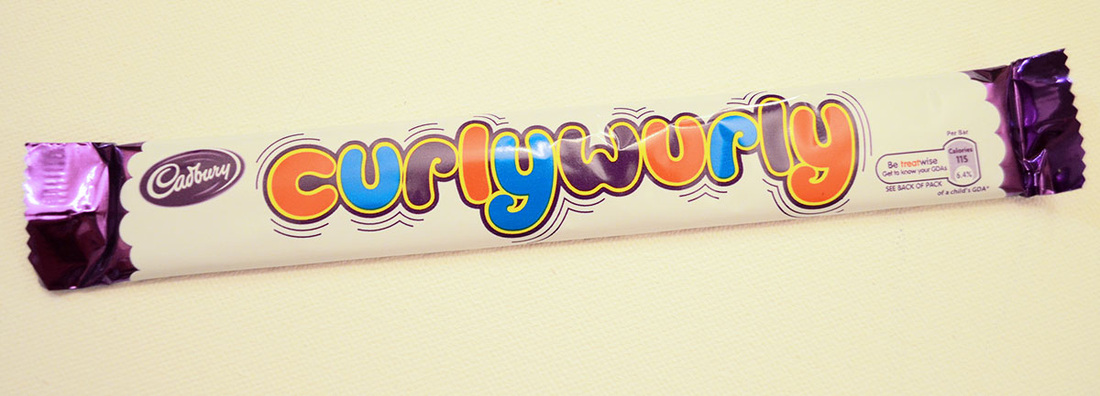 Cadbury Curly Wurly Review