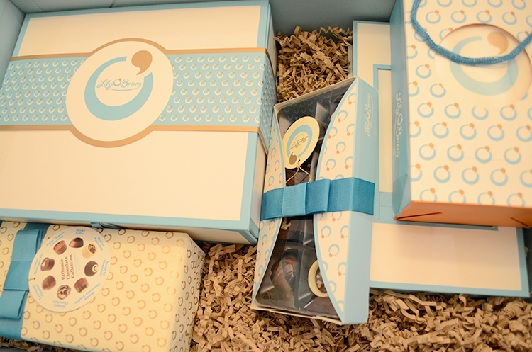 Lily O'Brien's Chocolate Gift Set