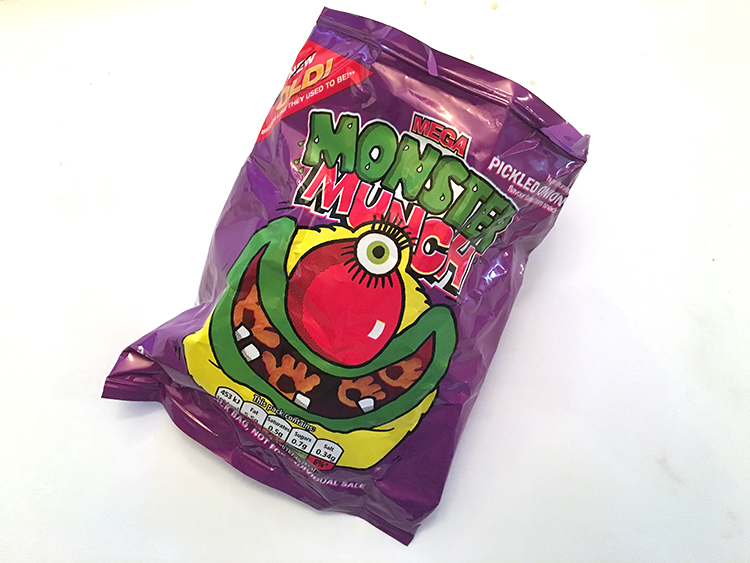 Bristish Mega Monster Munch