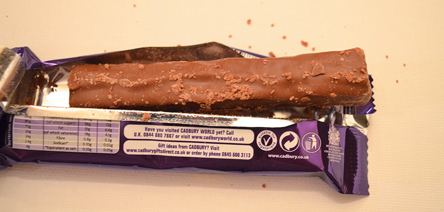 Cadbury Twirl Review