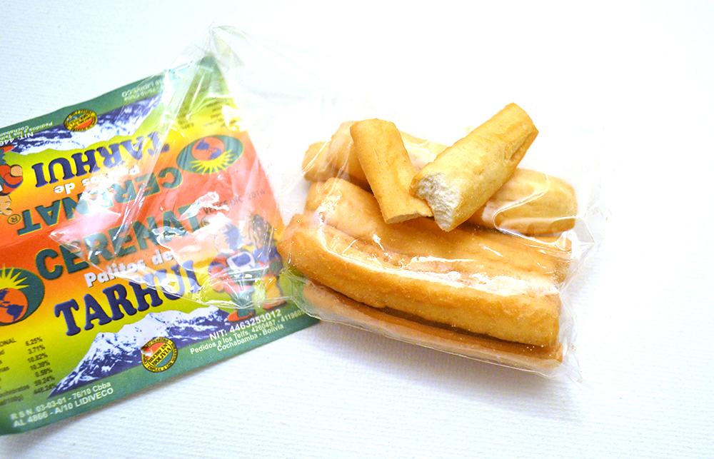 Bolivian snacks