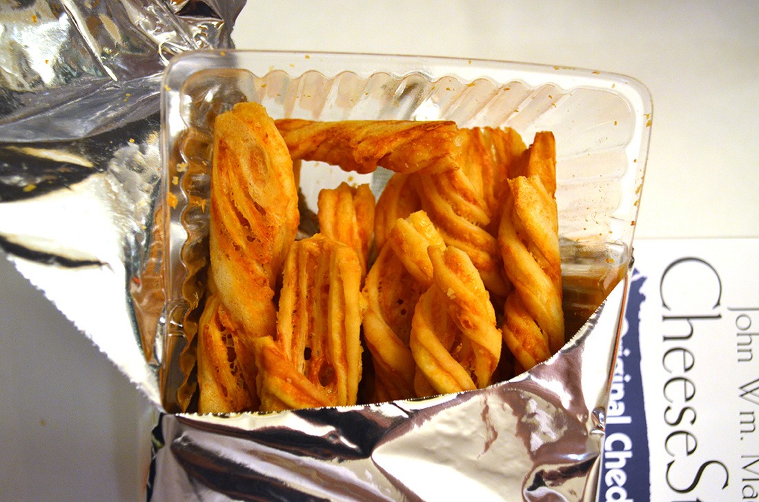 John Wm. Original Cheddar CheeseSticks
