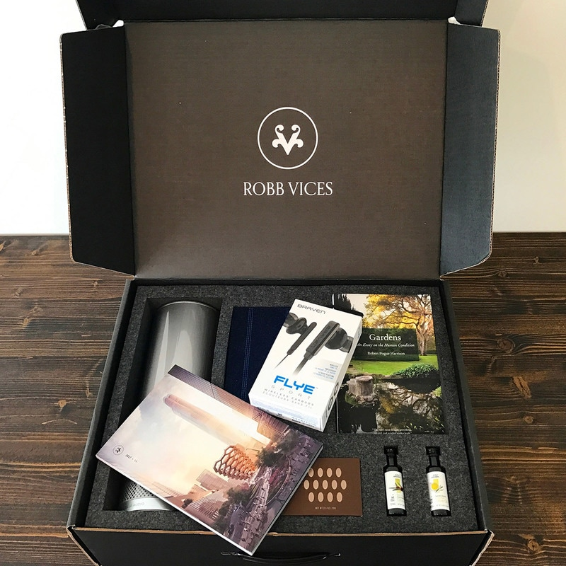 Robb Vices Subscription Box