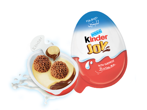 Buy Kinder Joy Surprise Eggs Online