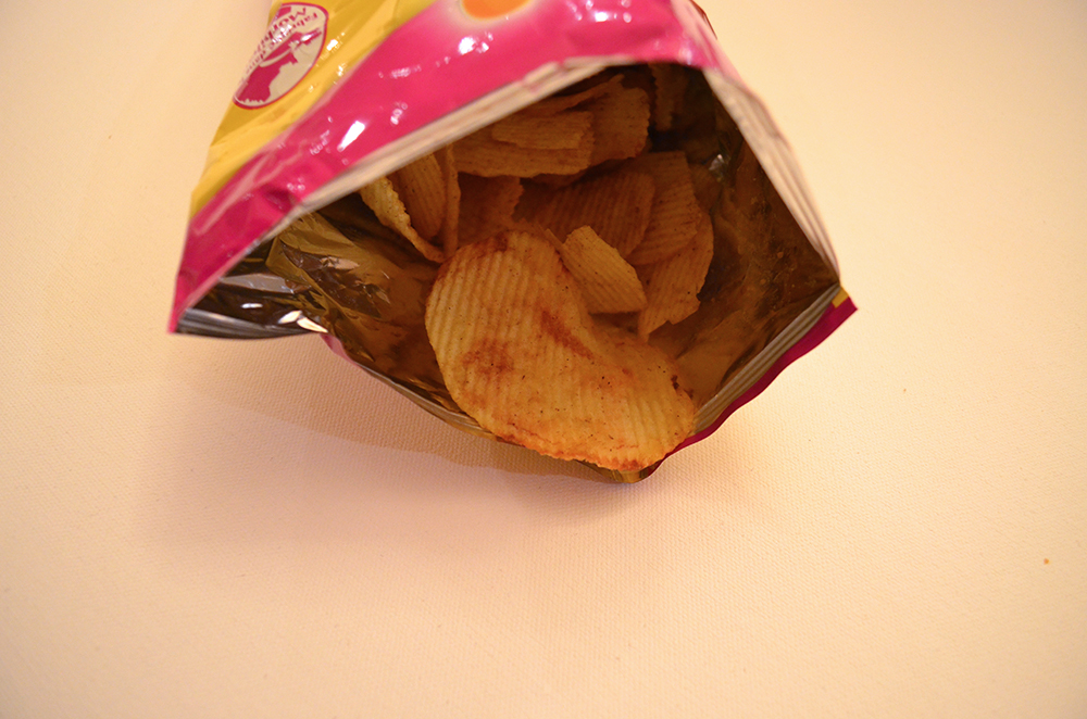Indian Curry Chips