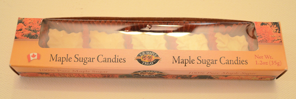 Maple Sugar Candies by L.B. Maple Treat