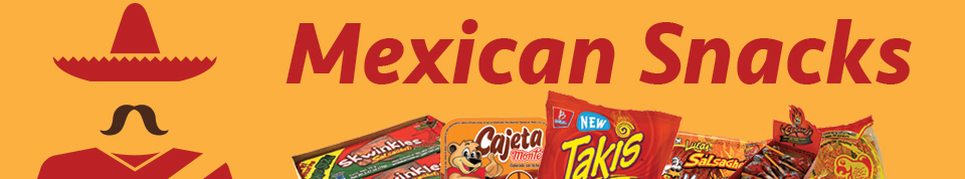 Mexican Snacks Online