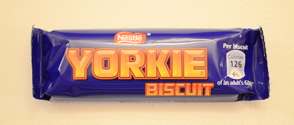 Yorkie Biscuits by Nestle