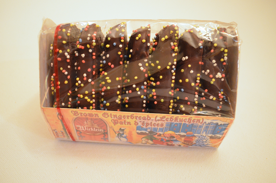 Wicklein Brown Gingerbread (Lebkuchen)