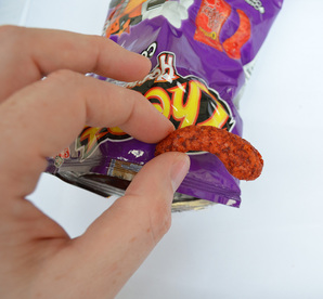 Cheetos Fangs Review