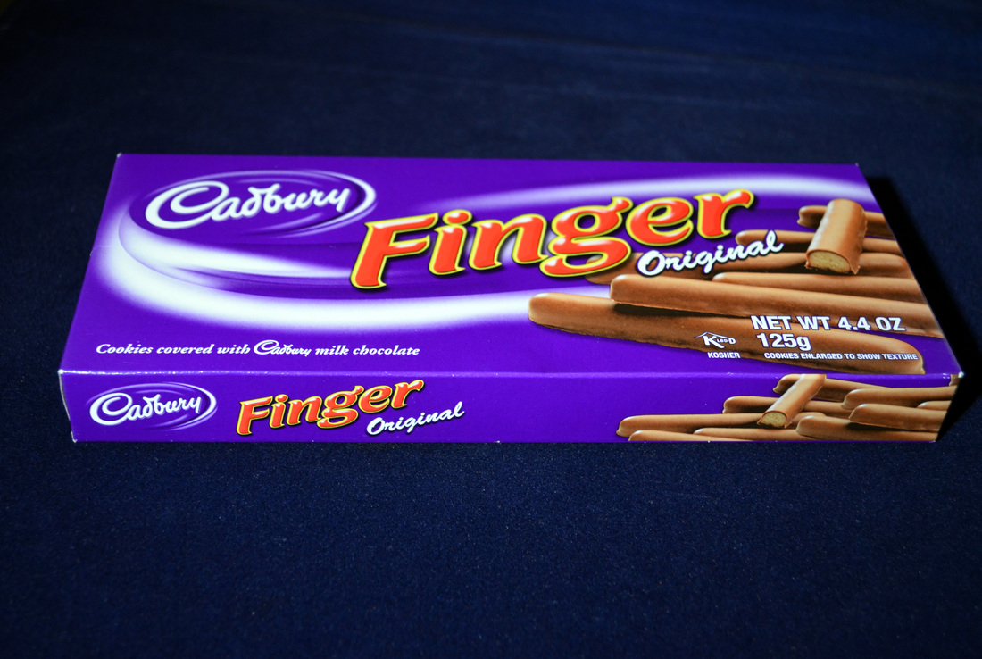 Cadbury Finger Original