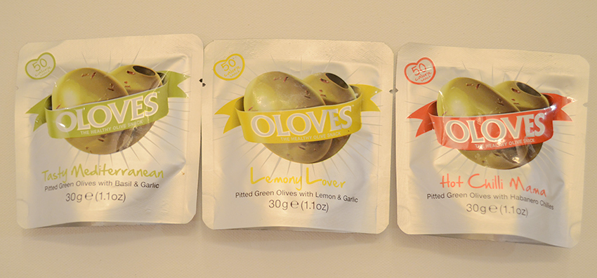 Oloves Olive Snack