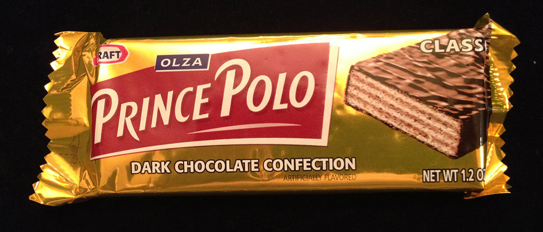 Prince Polo Dark Chocolate