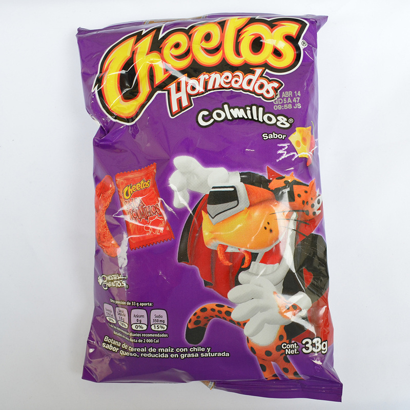 Cheetos Fangs