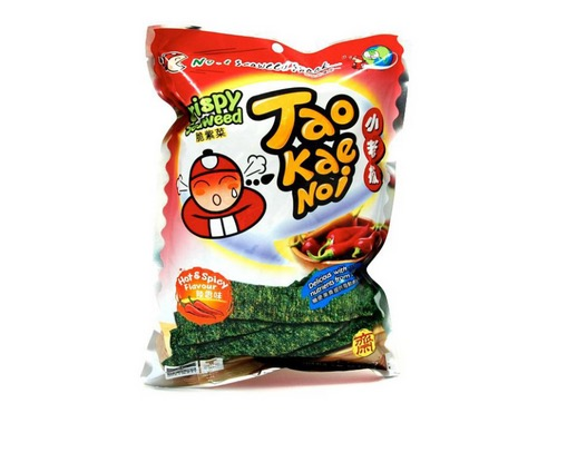 Tao Kae Noi Seaweed Hot & Spicy