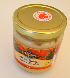 Maple Butter by L.B. Maple Treat