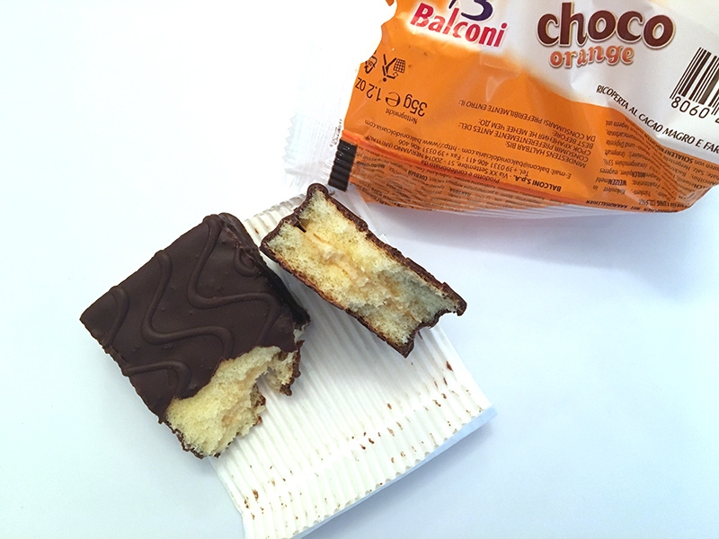Balconi Choco Orange