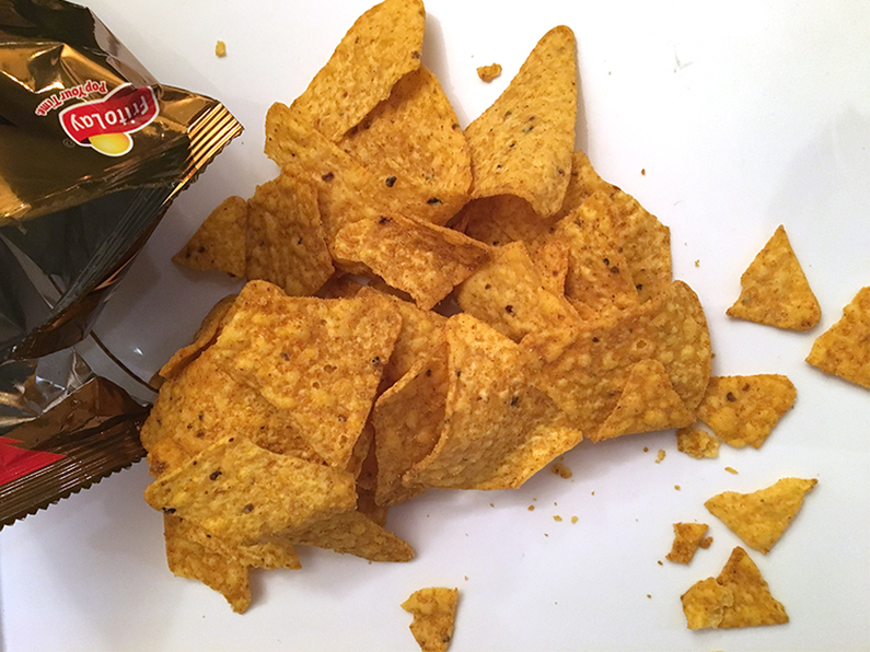 Japanese Curry Doritos